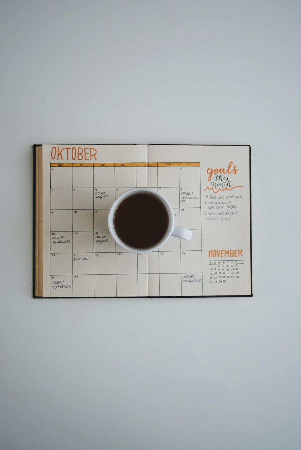 Best Agendas to Organize Your Life in 2021