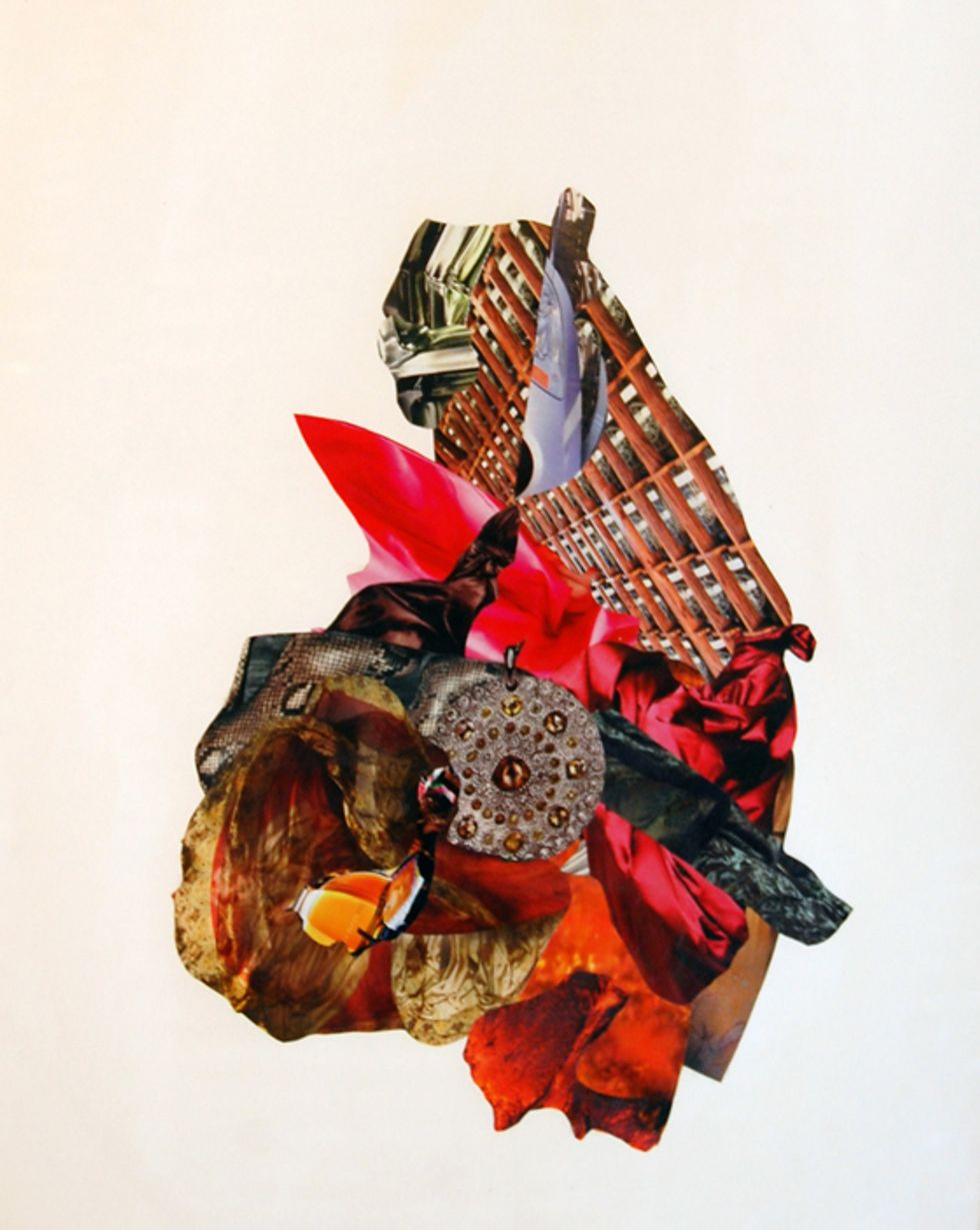 Assemblage Art Visionary George Herms at Susan Inglett Gallery