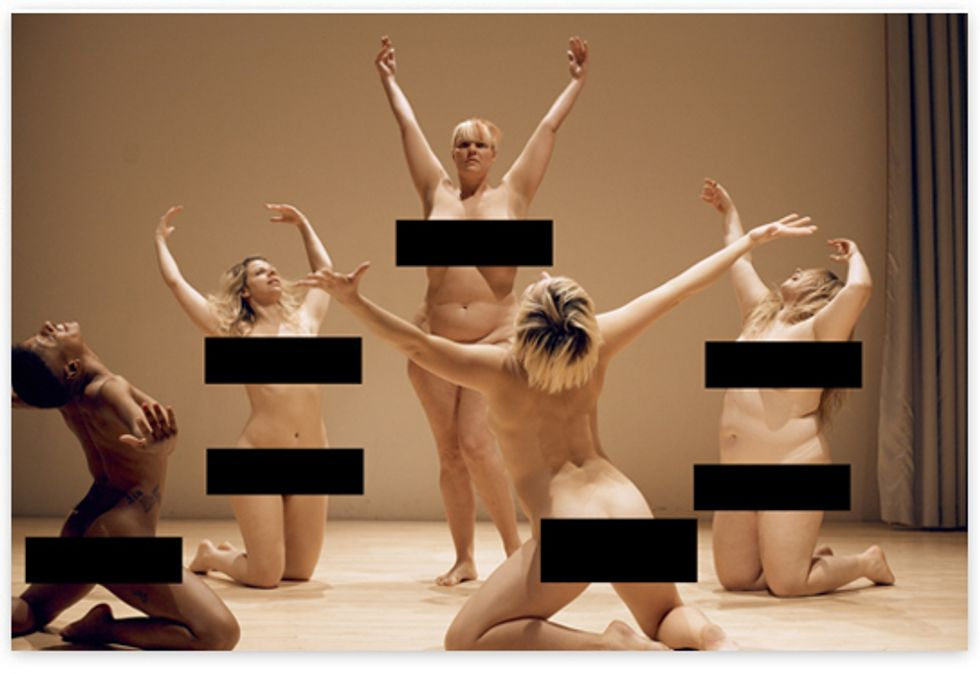 Nude! Women! Live! In Young Jean Lee's Singing and Dancing Feminist Frolic