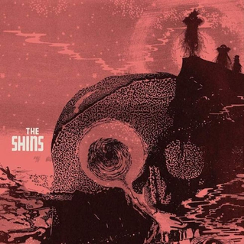 "The Shins' Return With A ""Simple Song"""