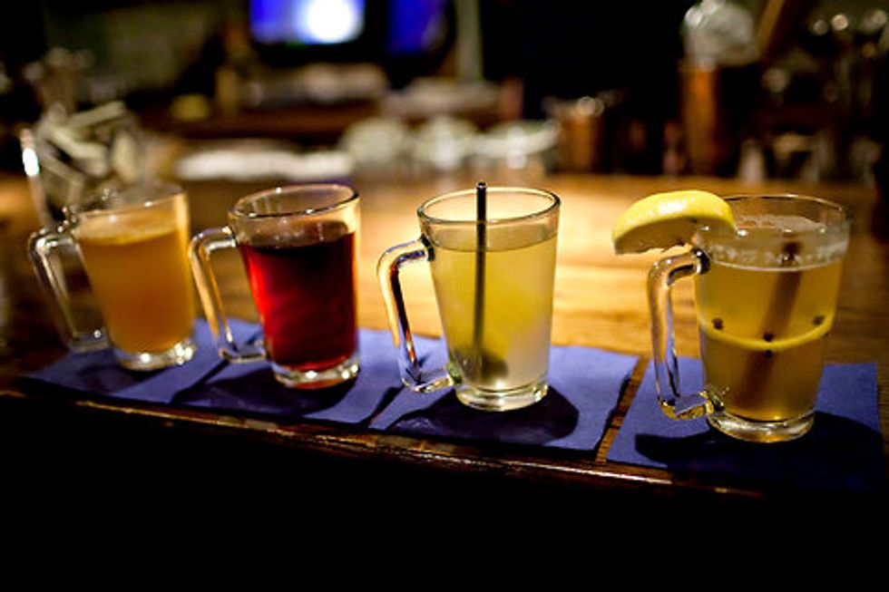 Hot Toddy Day Drink Tips