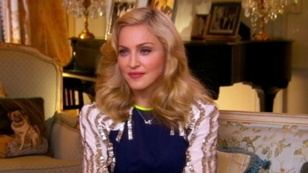 Madonna Has Words For Lady Gaga