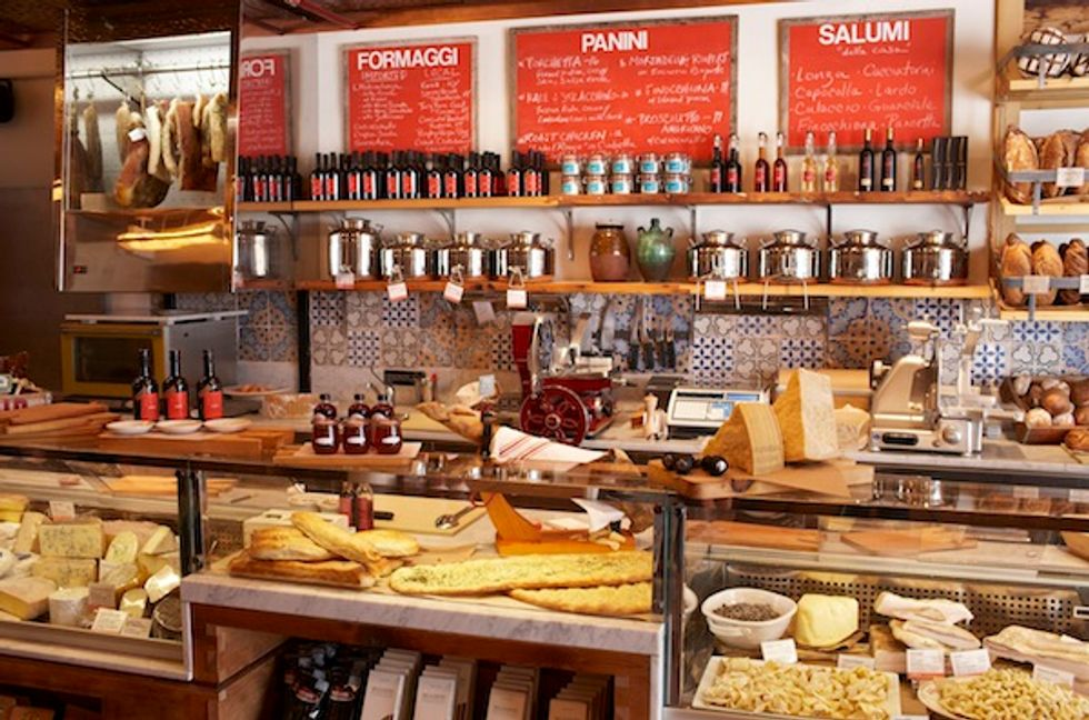 Chef Justin Smillie's New Concoctions for Il Buco Alimentari