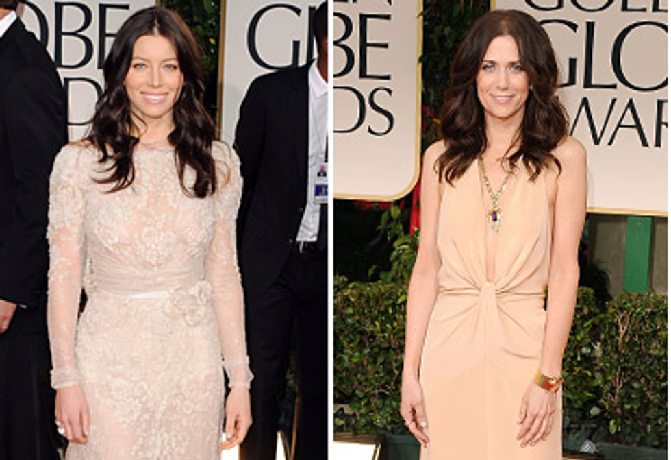 Two's a Trend: Golden Globes Edition