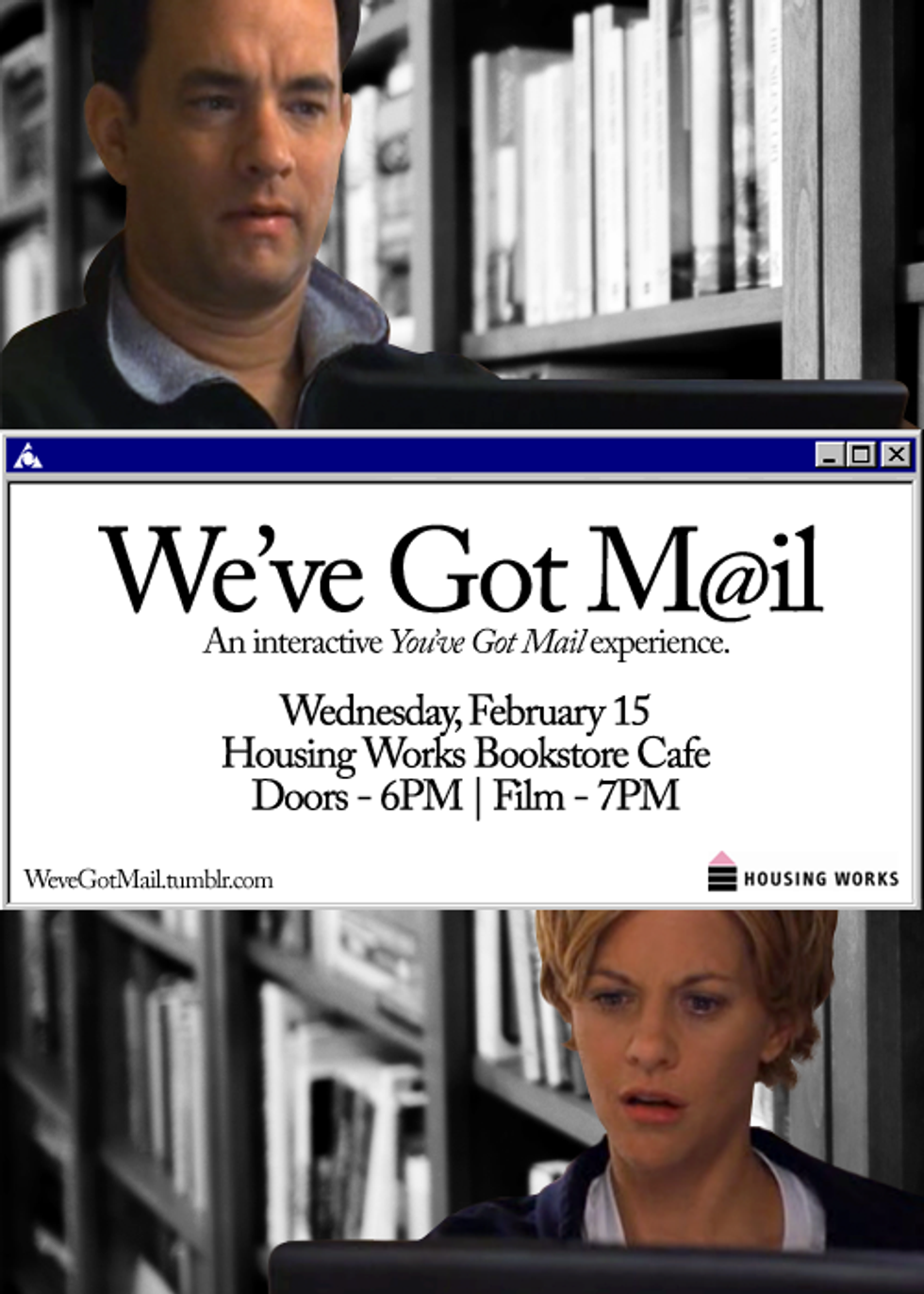 You've Got Mail Gets the Tribute Treatment