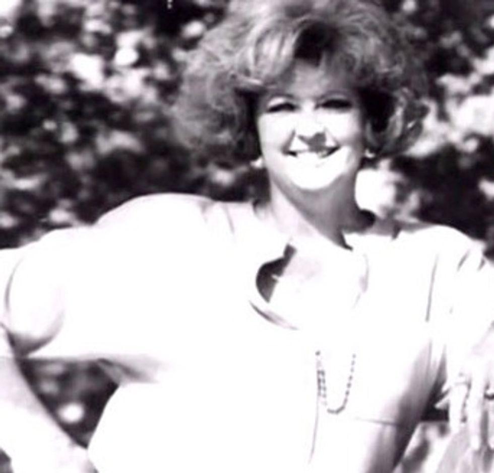Paula Deen: Before Diabetes, A Dark-Eyed Beauty