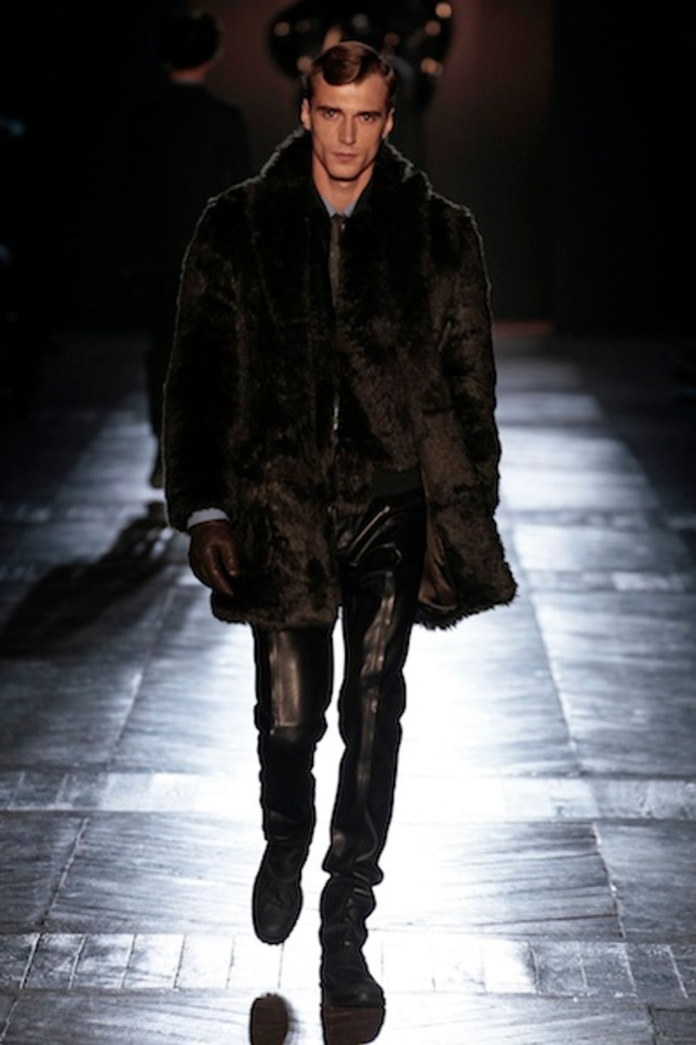 Viktor & Rolf's Dashing F/W Men's Collection, Monsieur