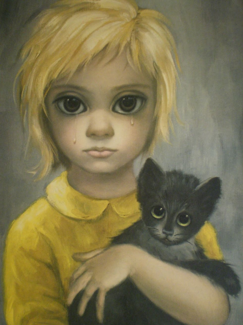 Girls That Look Like Skrillex + Reese Witherspoon as Margaret Keane = Eight Items or Less