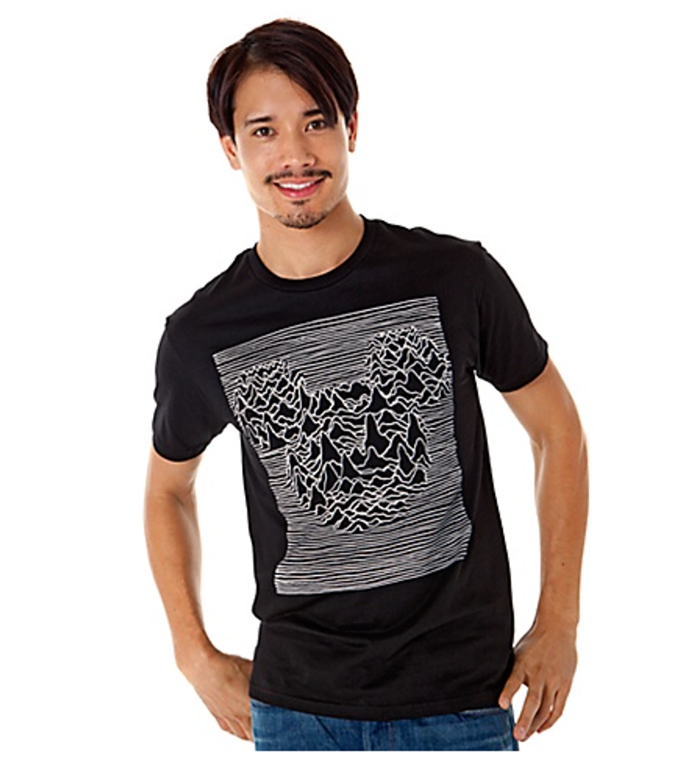 Disney's Joy Division T-Shirt Is Already Sold Out, Of Course