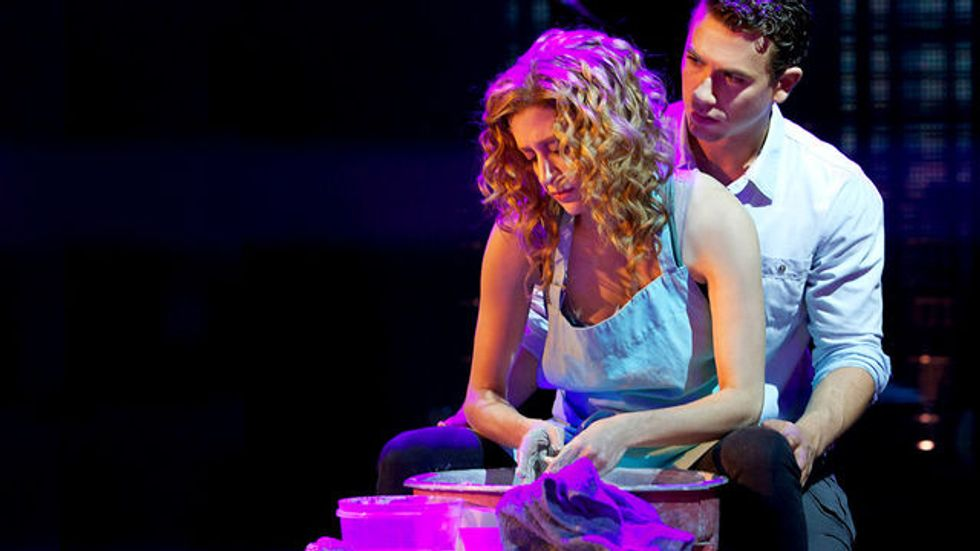 5 Reasons We Actually Kinda Liked Ghost: The Musical