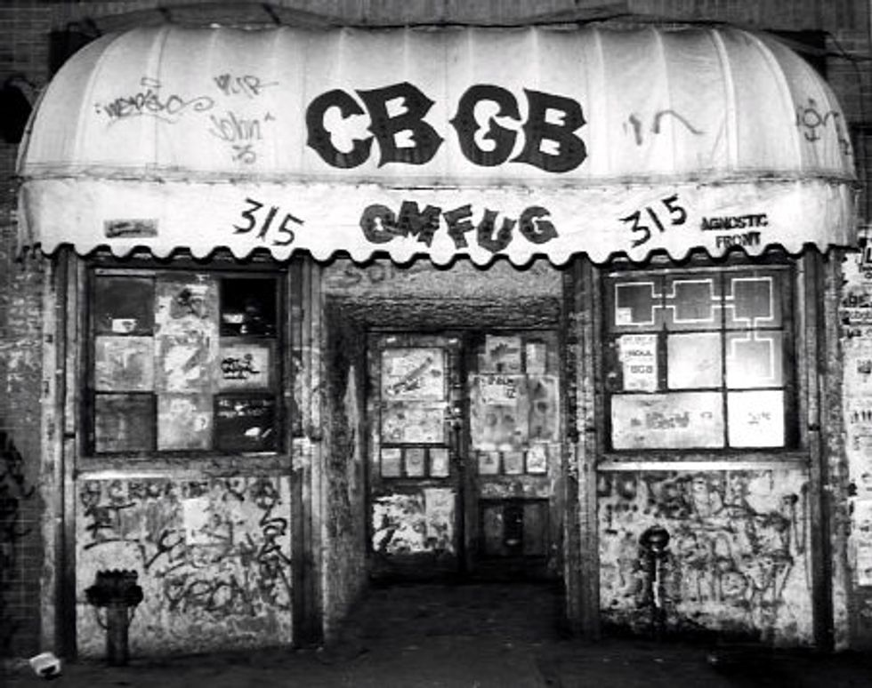 Ramones, Blondie, Talking Heads + Other Classic Videos From (Soon-to-Reopen?) CBGB