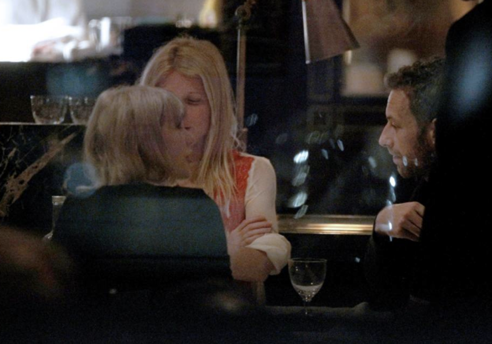 Caption This! Taylor Swift, Gwyneth Paltrow and Chris Martin at Dinner in London