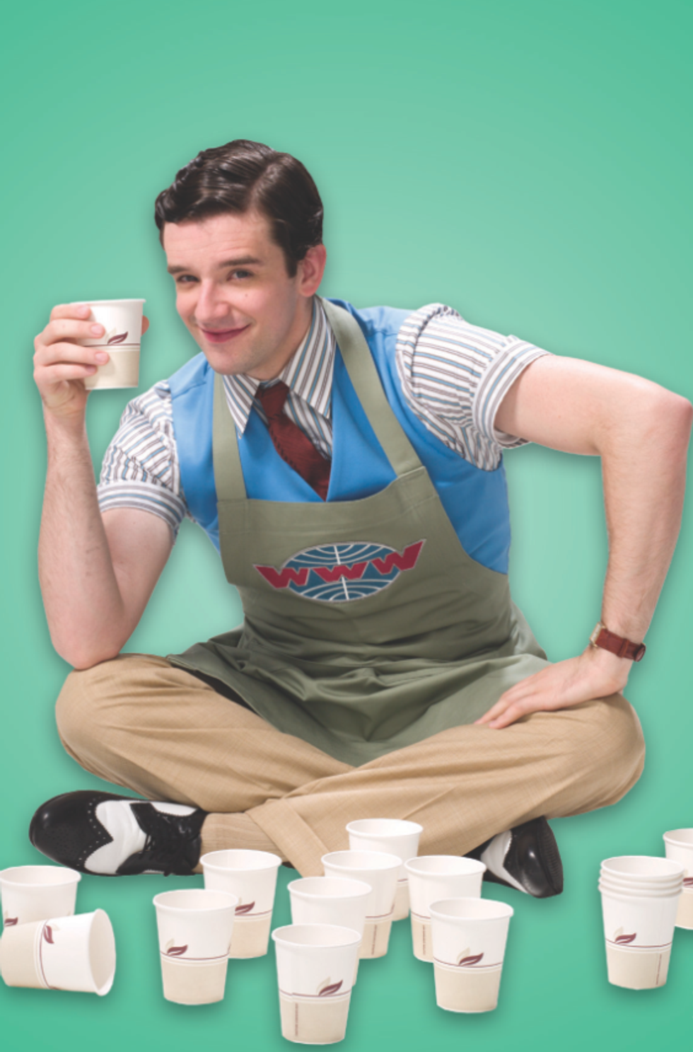 How to Succeed...'s Michael Urie On Landing His Dream Role