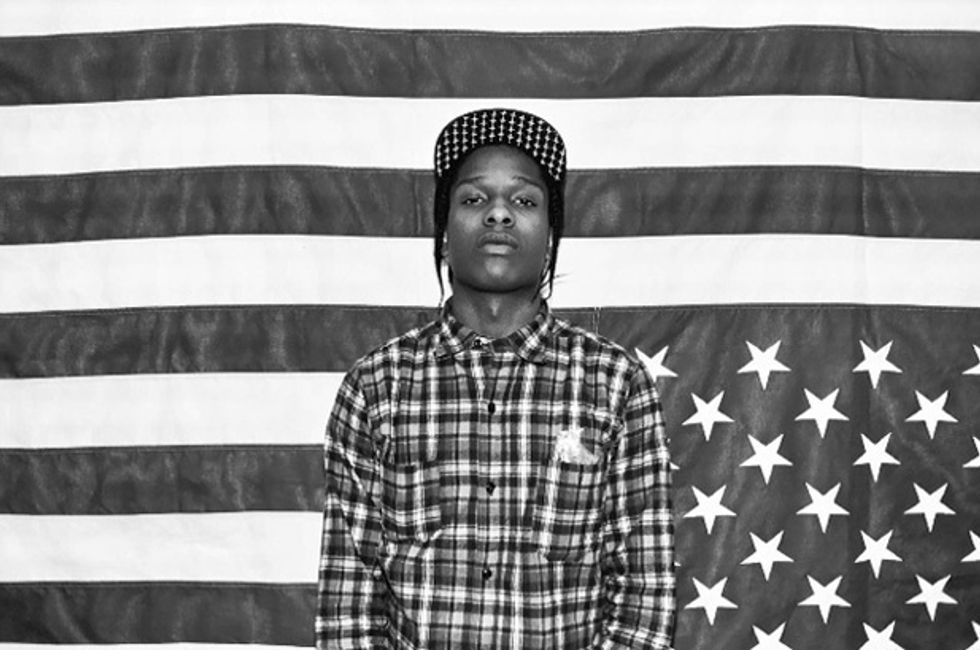 Tips for Today: A$AP Rocky + Touré Debates Khalil Gibran +  Handle With Care at Film Society of  Lincoln Center