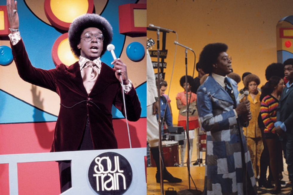 Don Cornelius -- Rest His Soul