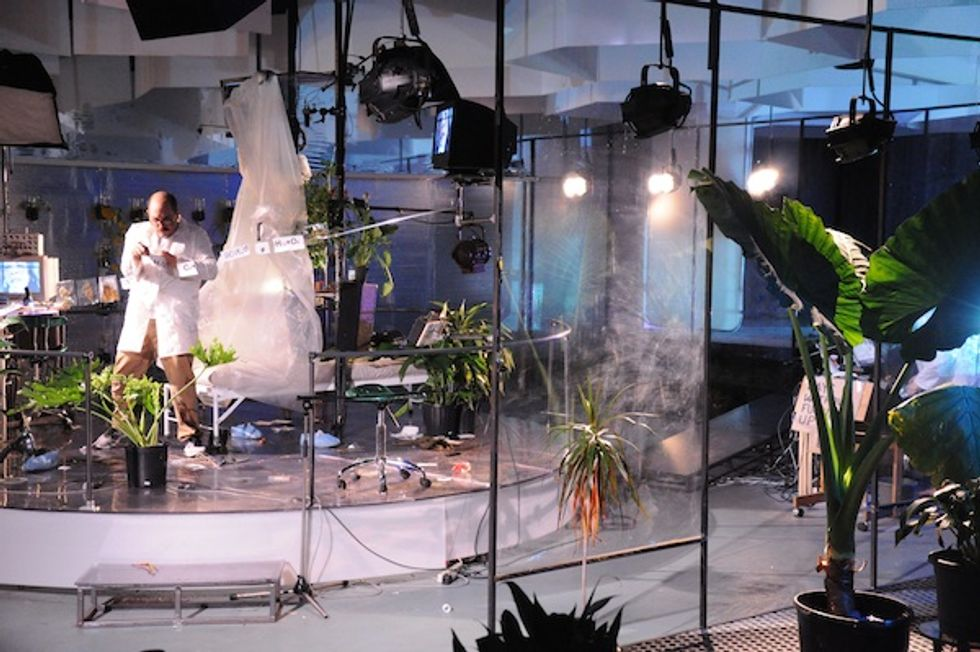Jim Findlay Creates a Human Terrarium With His New Play Botanica