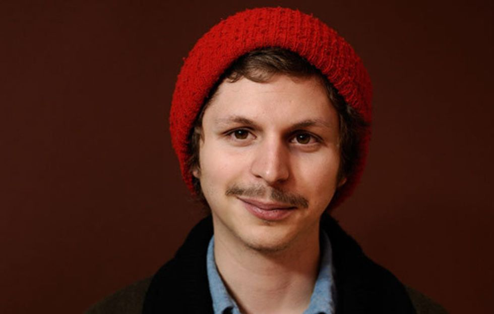 Michael Cera Has a Mustache + Willow Smith Shaved Her Head in Today's Celebrity Hair News