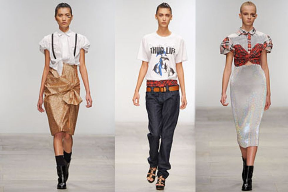 10 Fresh Fashion Week Faces to Watch