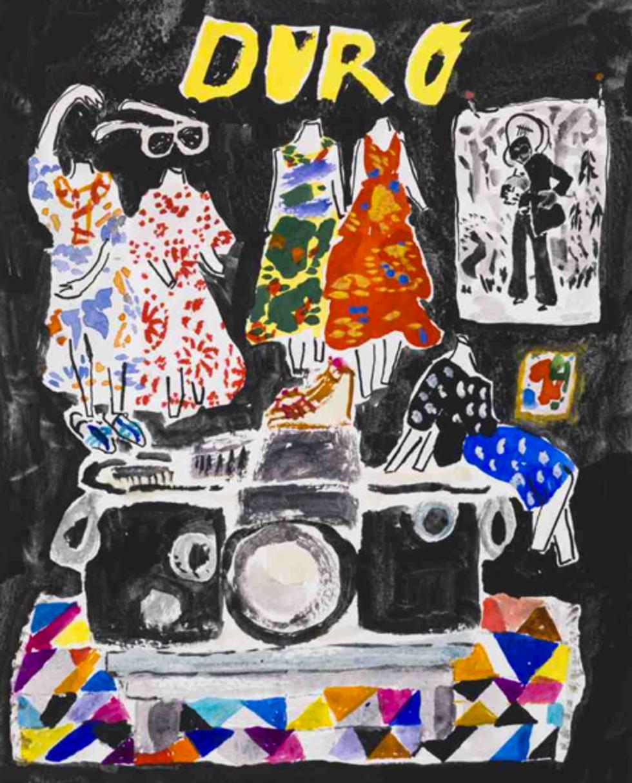 Duro Olowu Brings International Sensibility to New York Pop-Up Shop