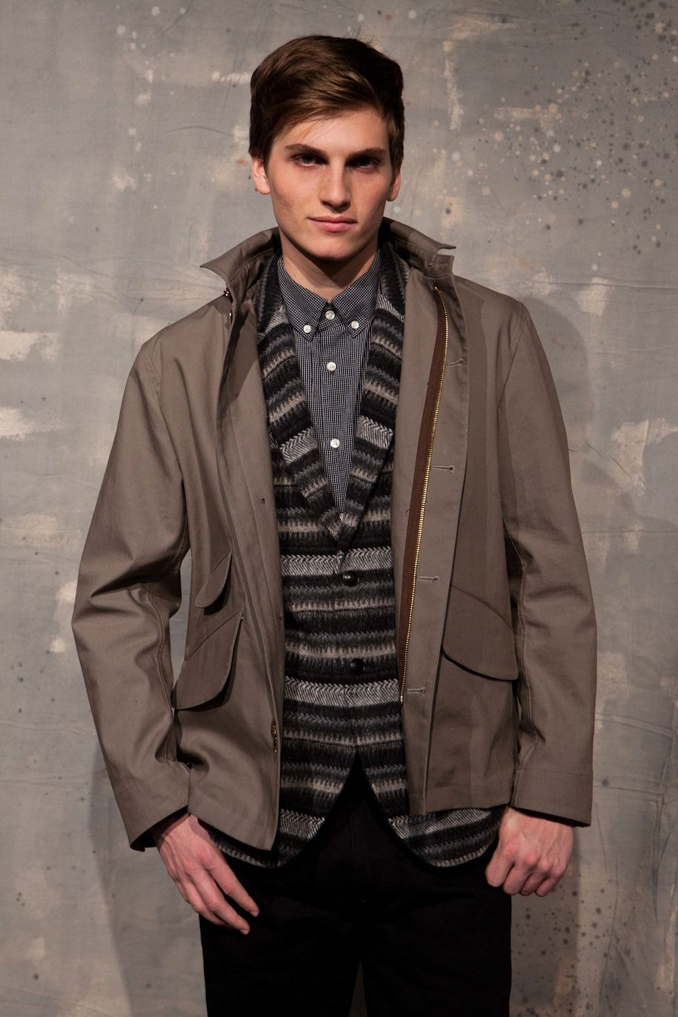 Steven Alan's Rich, Textured F/W '12 Collection