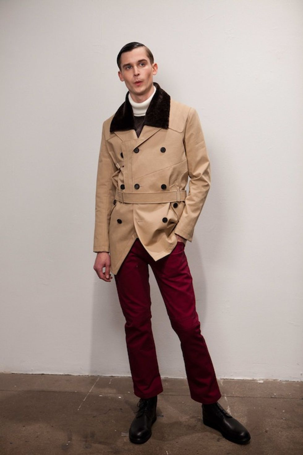 Tim Coppens: Three Reasons to Love His F/W '12 Collection