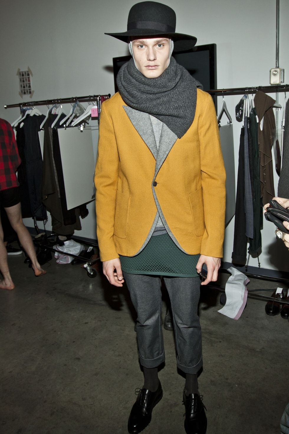 Robert Geller's Grounded F/W '12 Collection