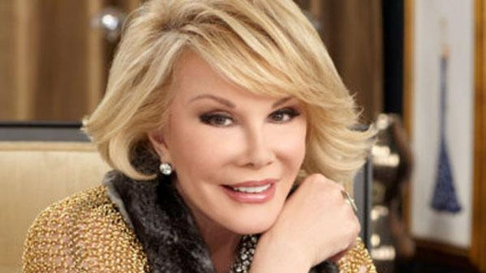 Tips for Today - Valentine's Day Edition! Joan Rivers + The Rejection Show + MNDR and Make Out