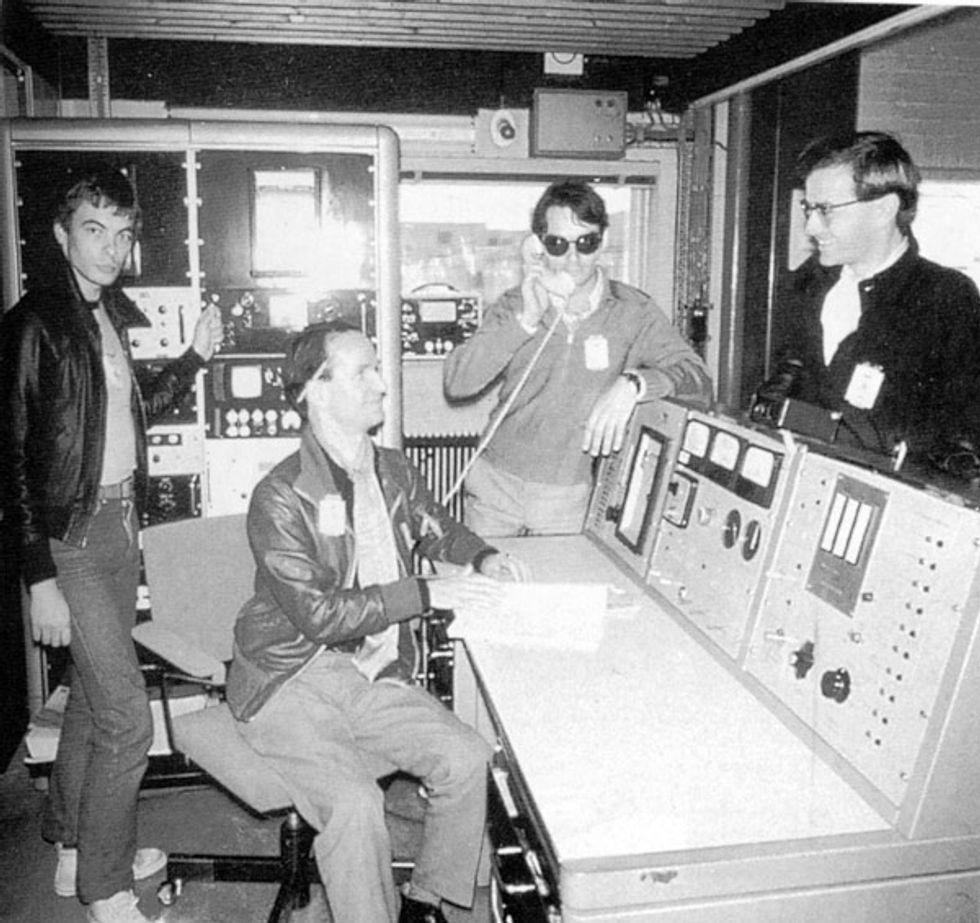 Kraftwerk to Get Their Very Own MoMA Retrospective