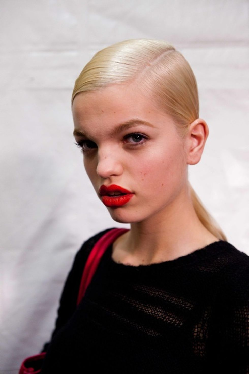 Backstage Beauty at Marc by Marc Jacobs