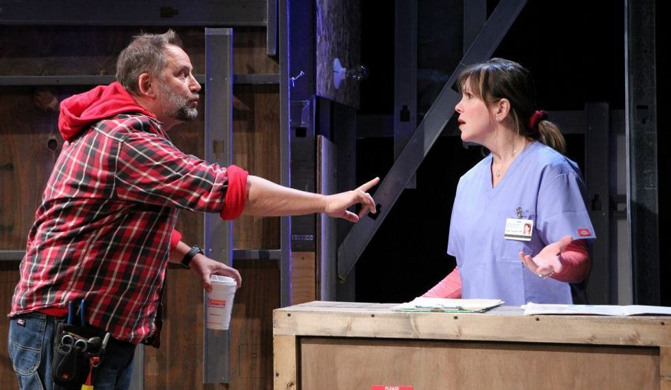 An Emerson-Loving Electrician Takes the Stage in Call Me Waldo