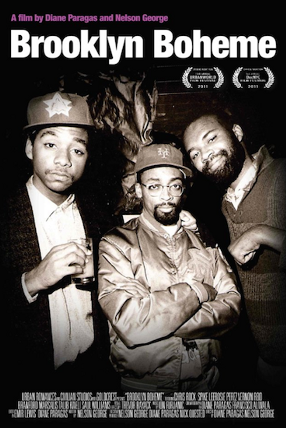 Brooklyn Boheme Documentary Comes to BAM