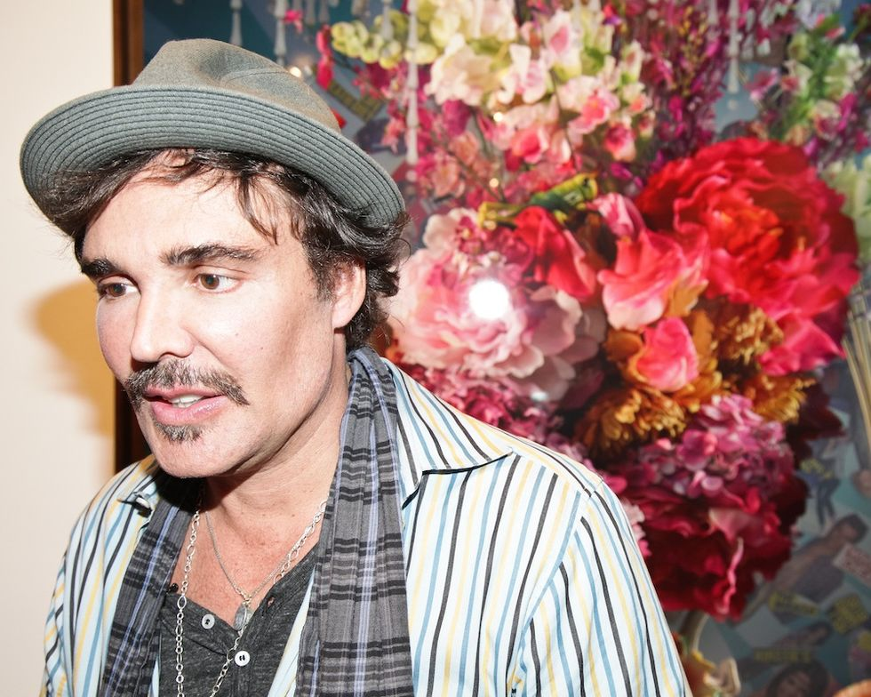 David LaChapelle Talks Old Masters, Quitting the Fashion Game and Newt Gingrich at His Opening Last Night