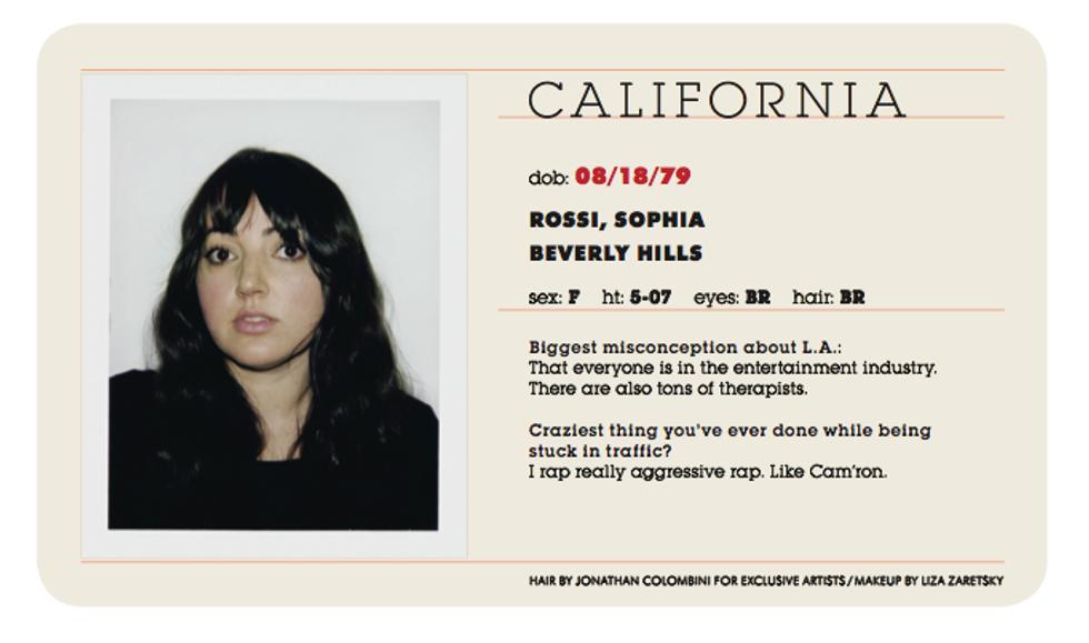 Sophia Rossi