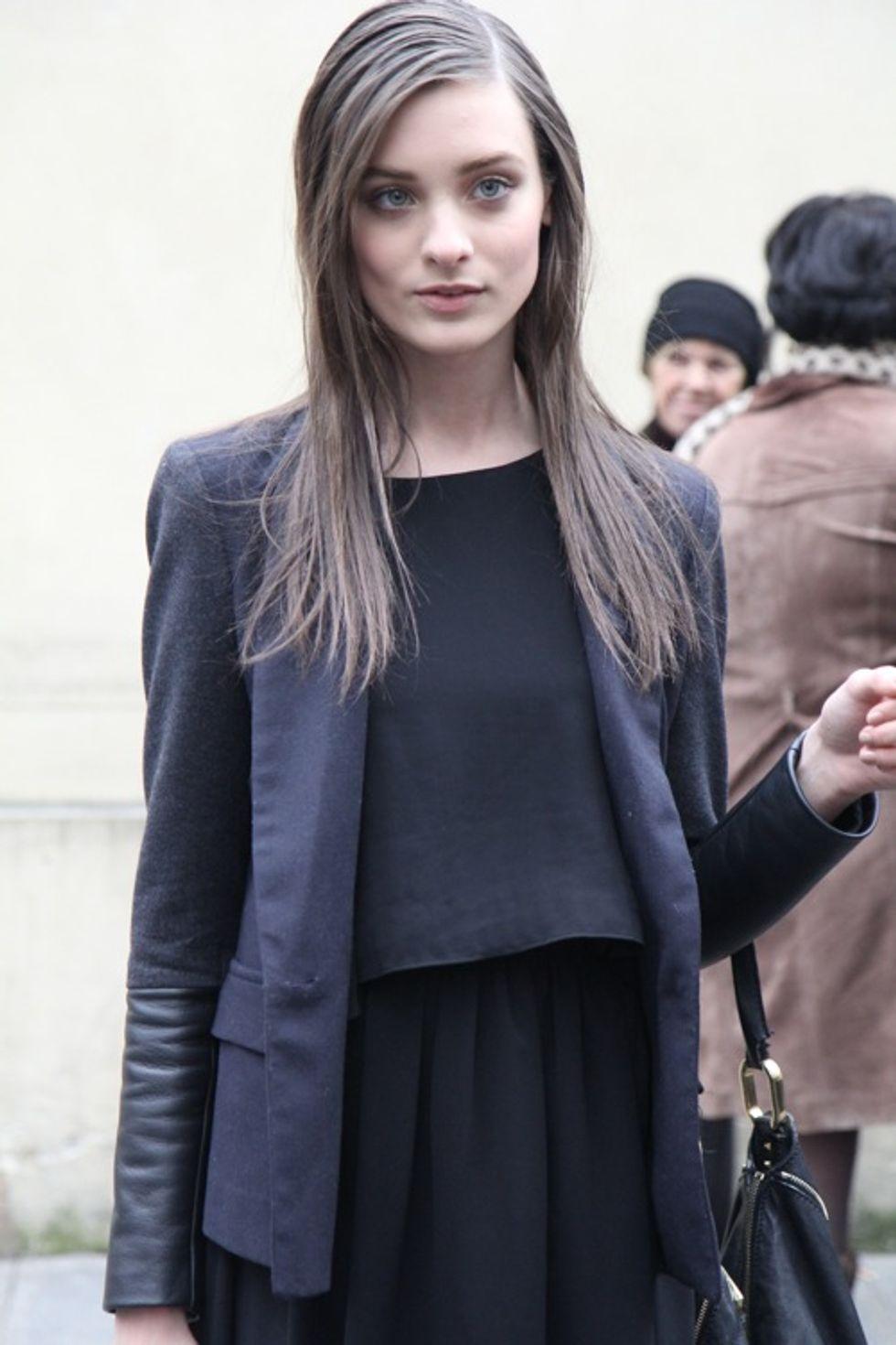 Street Scenes from Paris Fashion Week