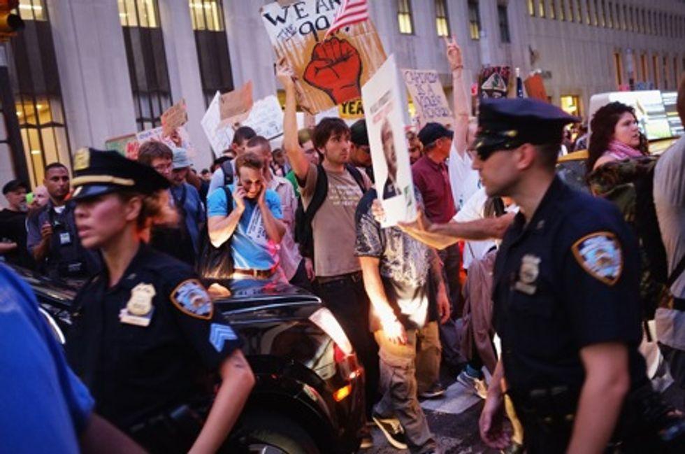Occupy Wall Street Takes America