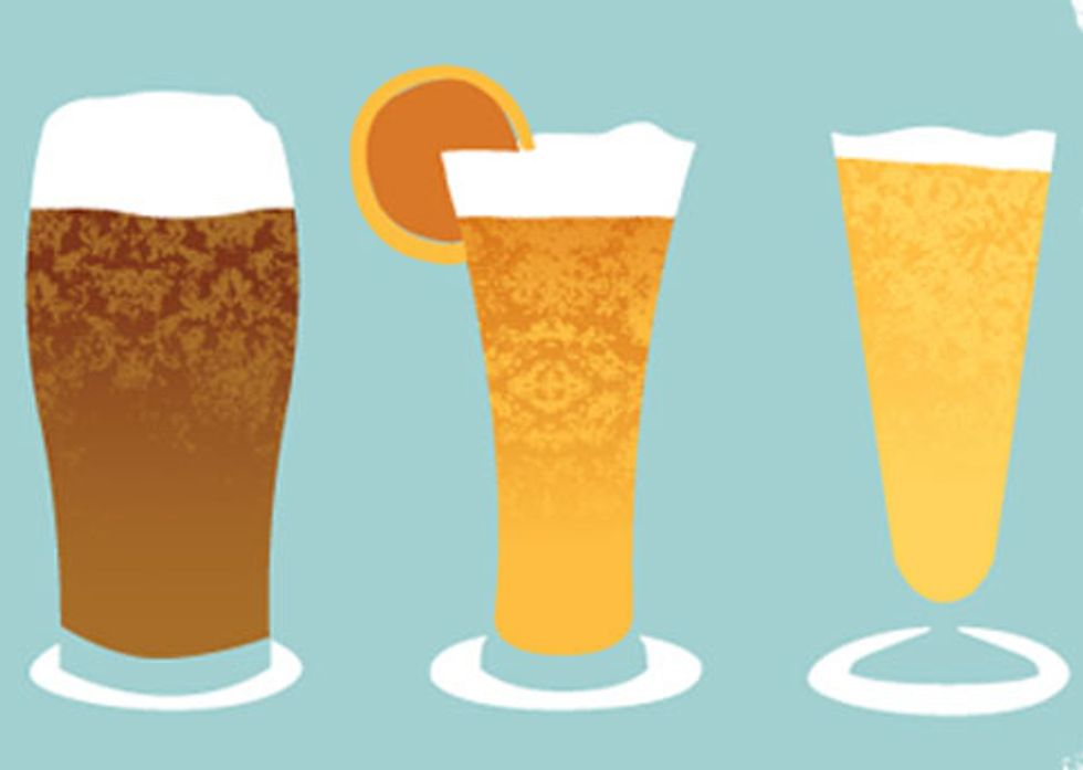 Ooh, Some Arty Beer Events to Put on Your Calendar!