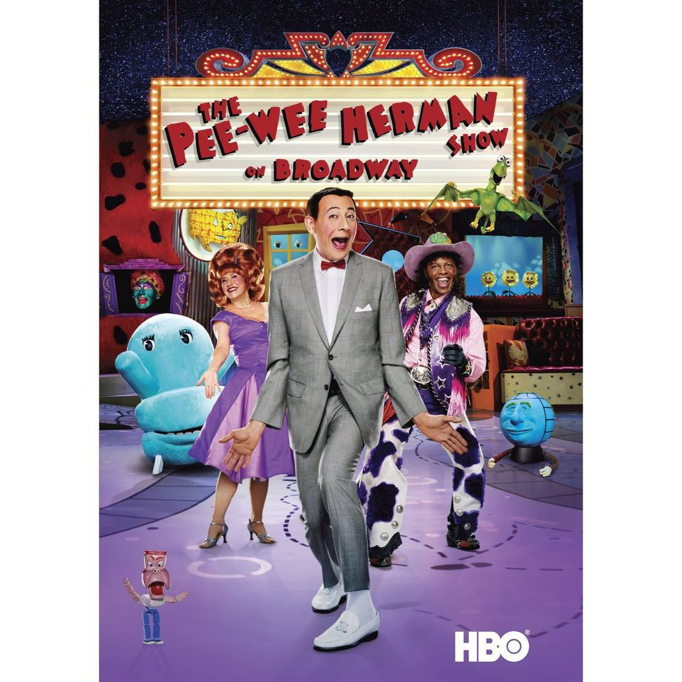 The Pee-Wee Herman Show On Broadway On Blu-ray & DVD: You'll Love it So Much You'll Want to Marry It.