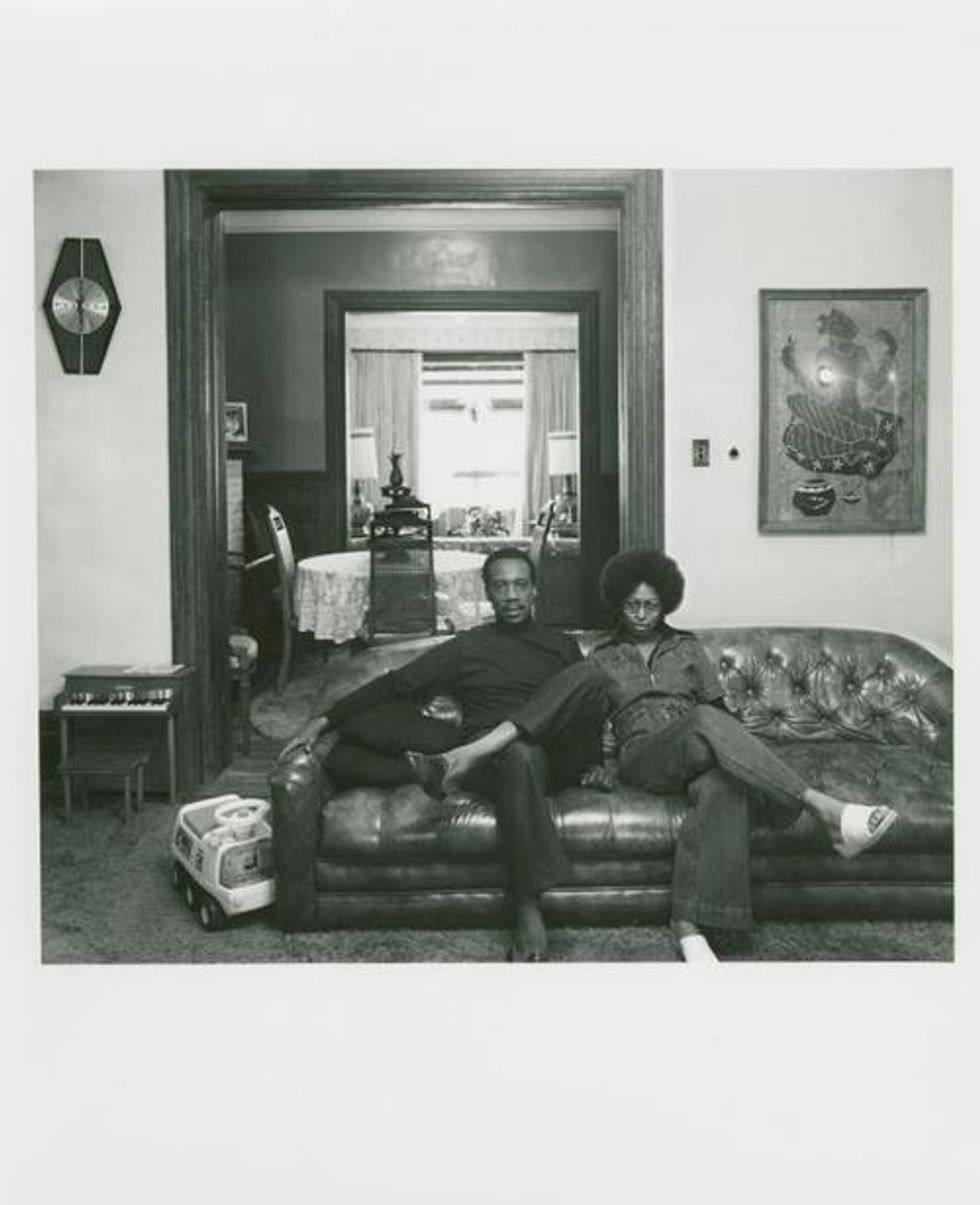 42 Amazing Images of Brooklynites at Home in the Late-70s