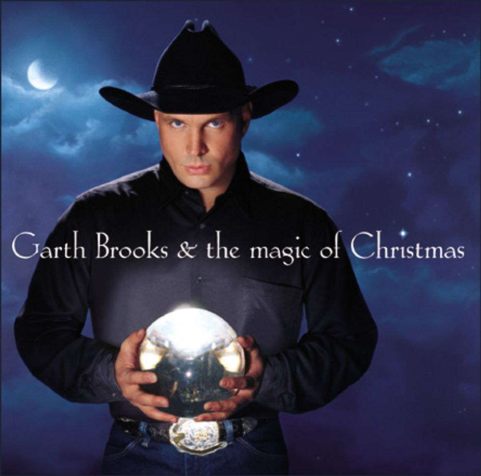 Garth Brooks, Scott Weiland and Motorhead Top Our 10 Most Upsetting Christmas Album Covers
