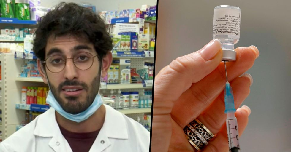 Man Accidentally Given 5 Doses of COVID Vaccine at Once