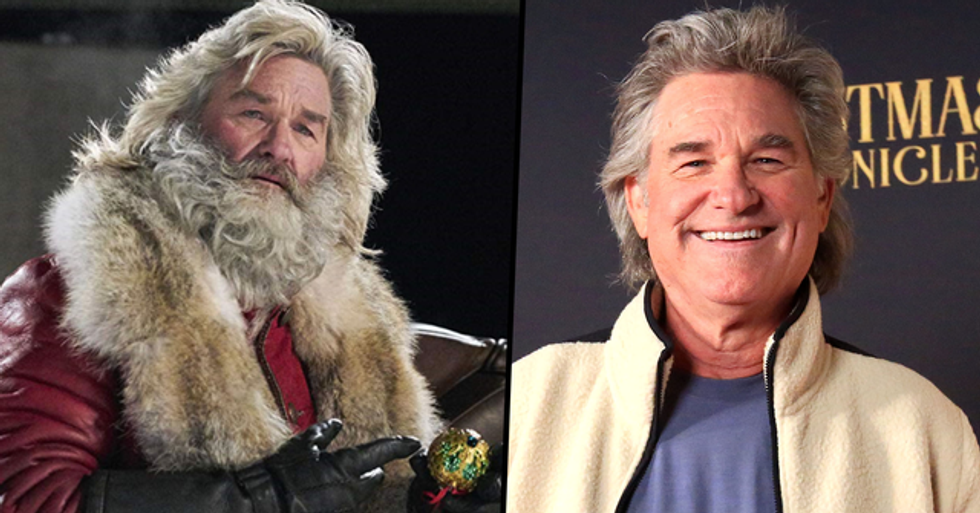 Santa Claus Could Be the Last Role Kurt Russell Ever Plays