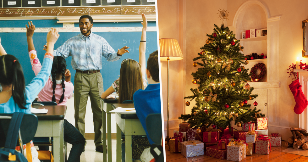 Mom Unsure About Teacher's $200 Christmas Request but Many Agree It's 'Wrong'