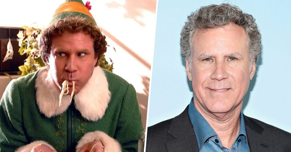 Will Ferrell Makes His Kids Watch 'Elf' on Repeat Every Christmas
