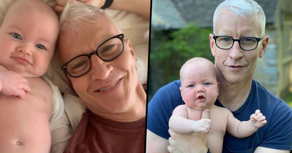 Anderson Cooper Says He Loves 'Every Aspect' of Being a Dad