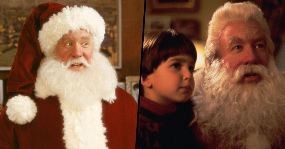 People Are Claiming That 'The Santa Clause' Is the Creepiest Christmas Movie Ever Made