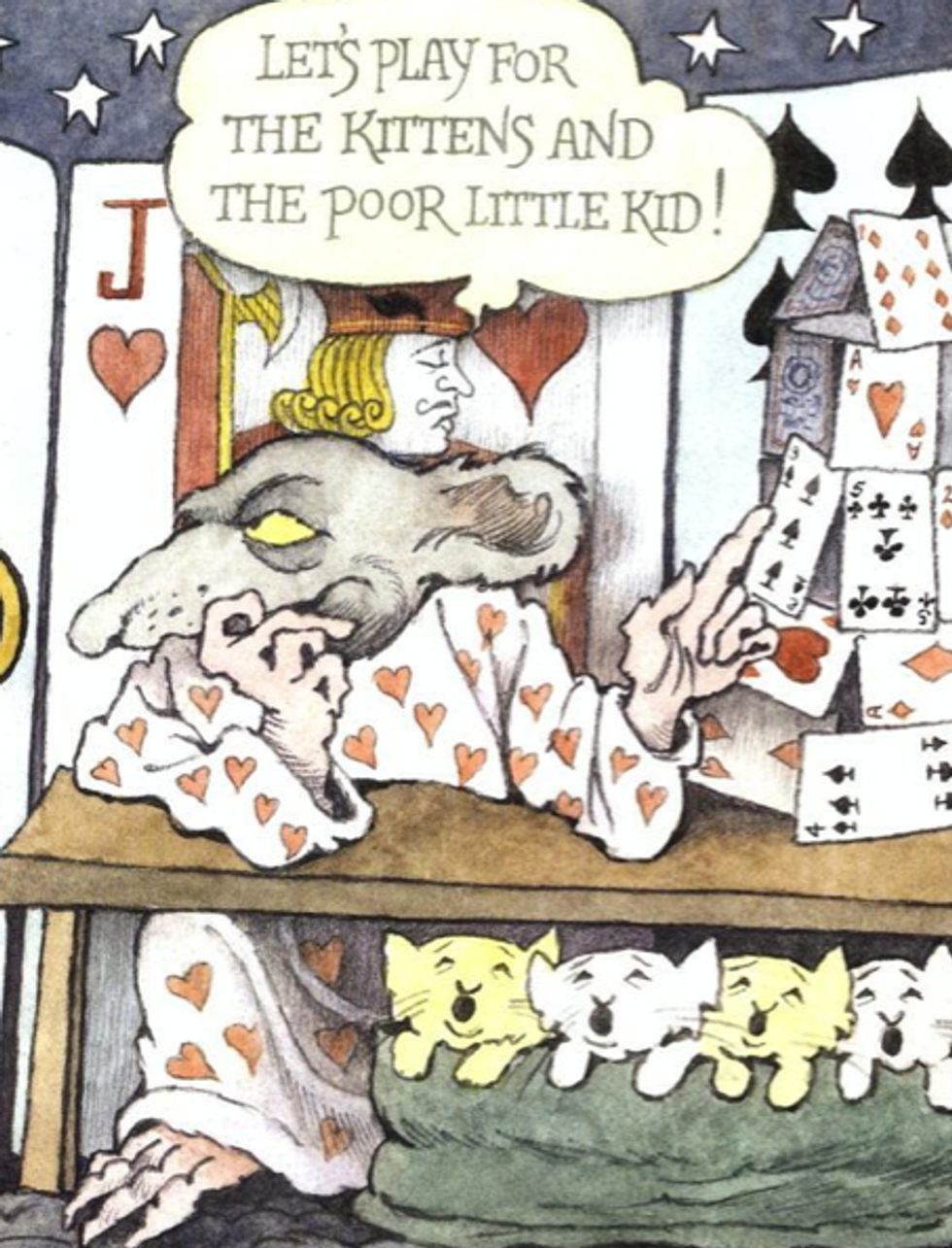 RIP Maurice Sendak: A Look Back At His Illustrations That Scared Us Most