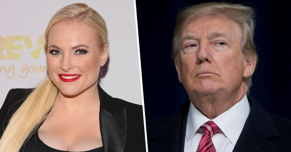 Meghan McCain Hits Back at Donald Trump After His Latest Attack on Her Late Father