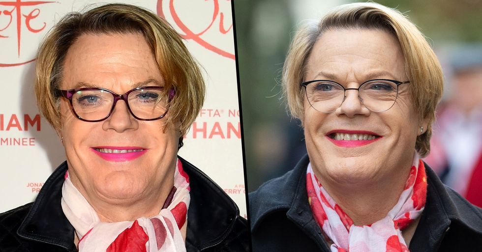 Eddie Izzard Announces She Will Now Be Using She/Her Pronouns