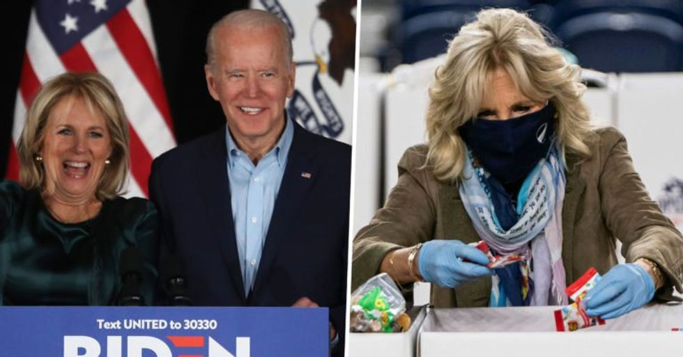 Dr. Jill Biden's Students Reveal What They Really Think About Her as a Professor