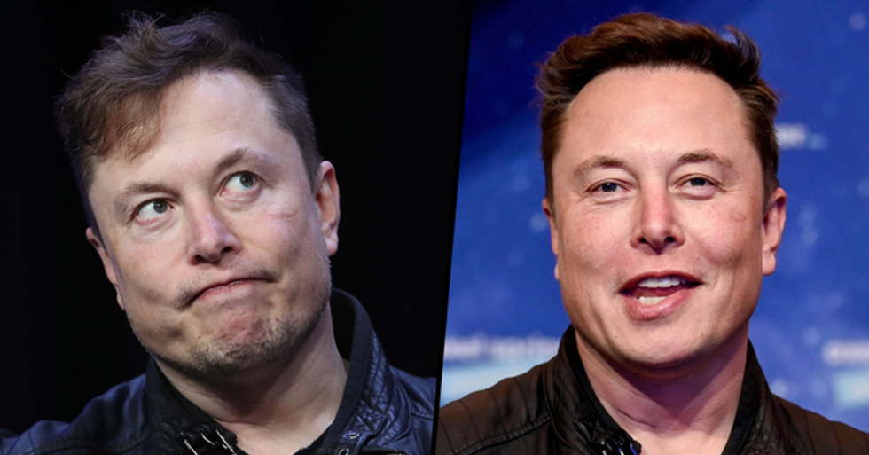 Elon Musk Slammed for Mocking Gender Pronouns on Twitter